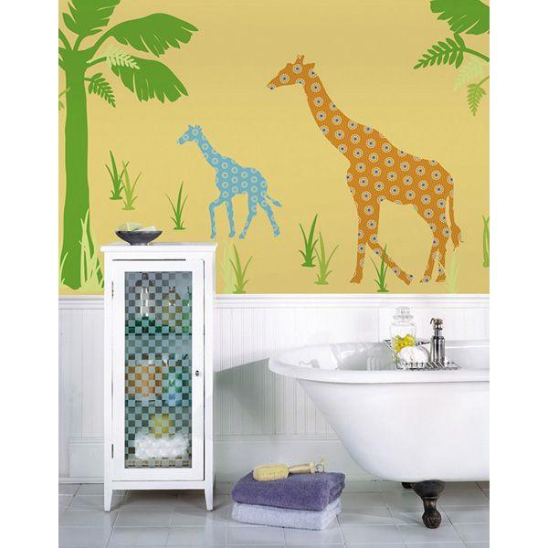 ZooWallogy - Riley the Giraffe Decal | Nursery | Pinterest | Nursery