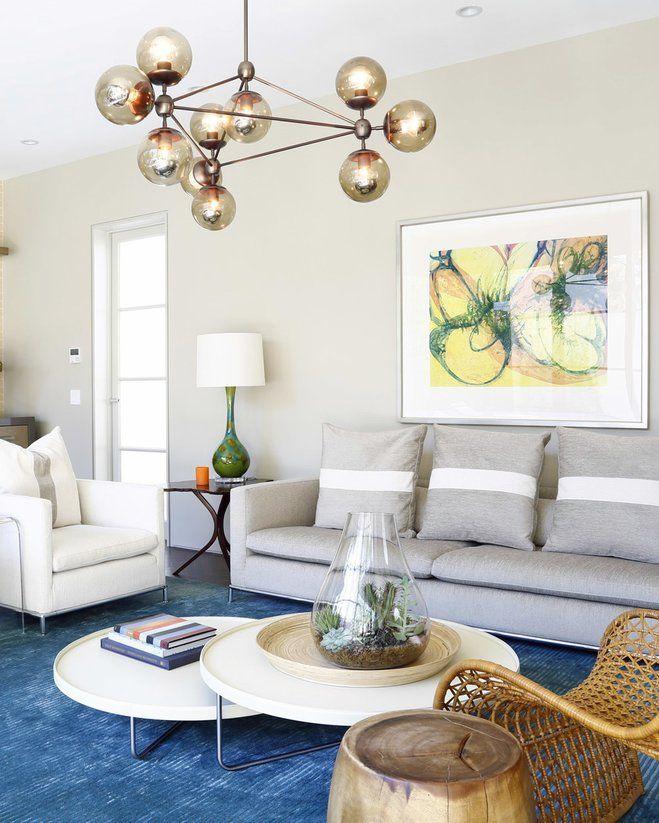 36++ Living room chandelier modern ideas