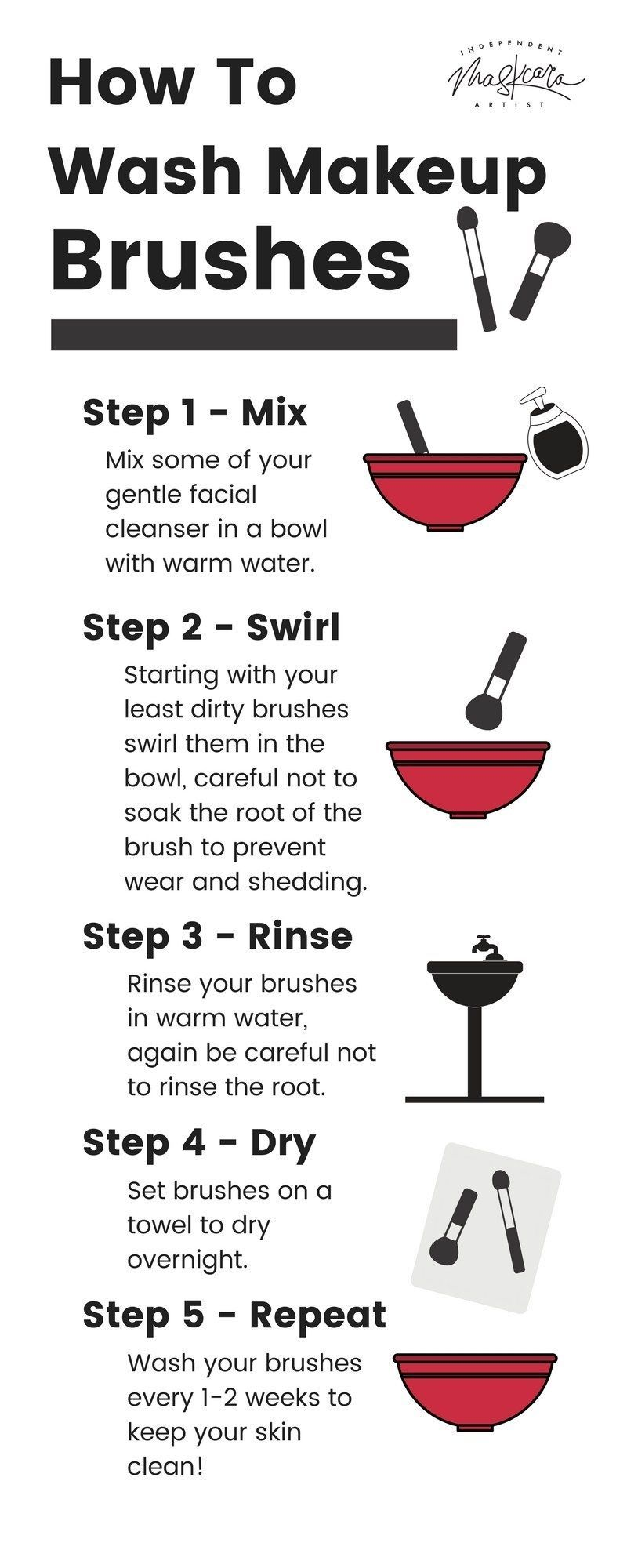 Photo of How to Clean Your Makeup Brushes – Marvelous Maskcara#brushes #clean #makeup #ma…
