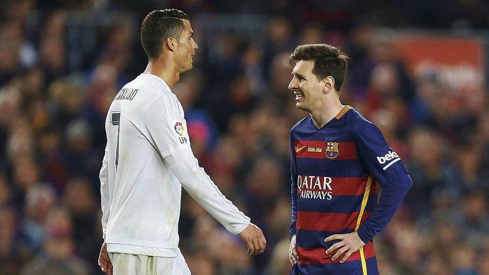 6 Twitter Ronaldo Lionel Messi Messi Vs Cristiano Ronaldo