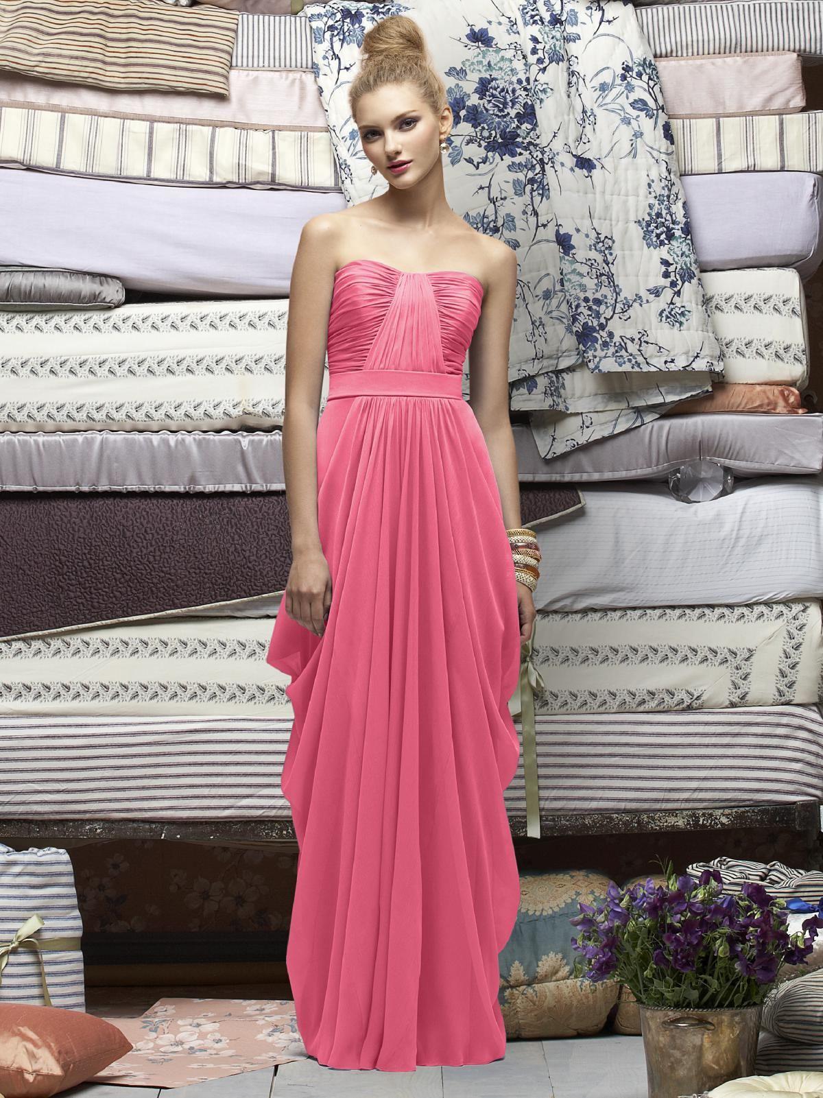 Lela Rose Bridesmaids Style LR163 | Pinterest