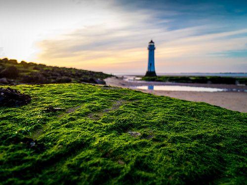New Brighton Lighthouse by Aivard, via Flickr