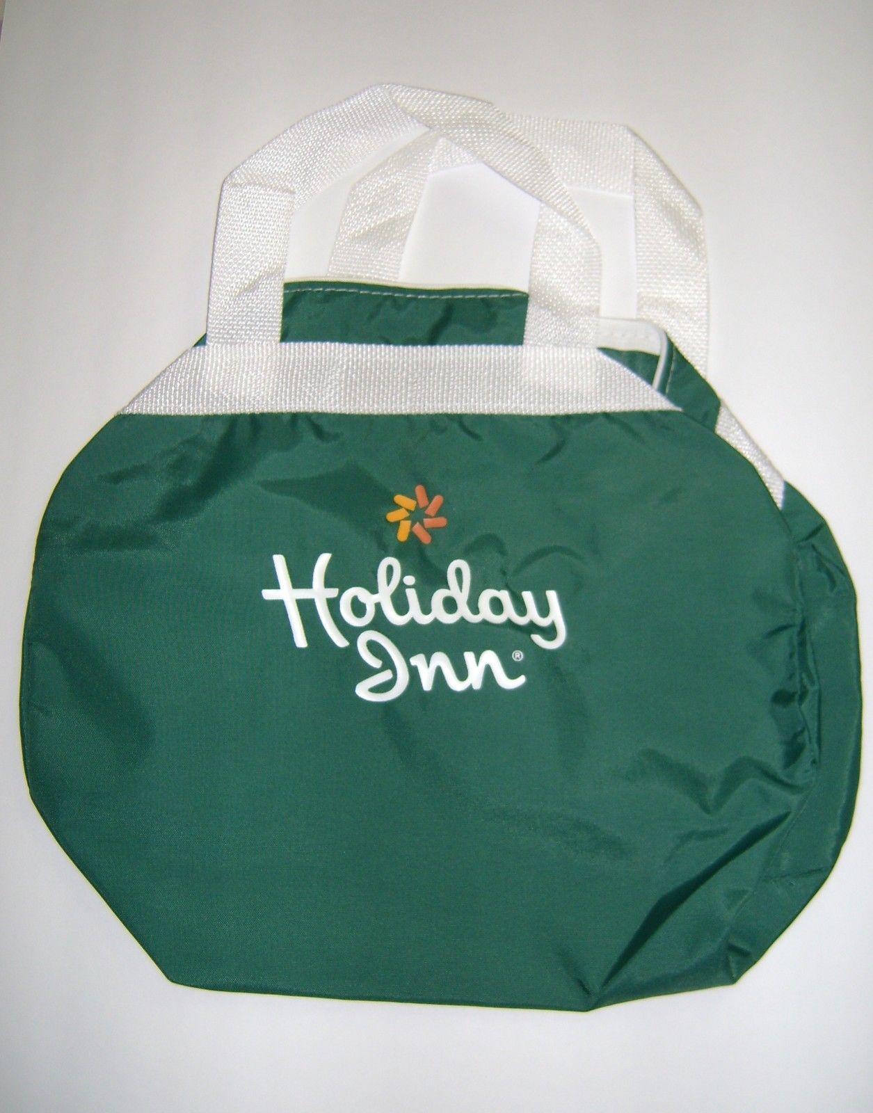 Vintage Holiday Inn Holidome Hotel Advertising Travel Pool Lake Beach Duffle Bag