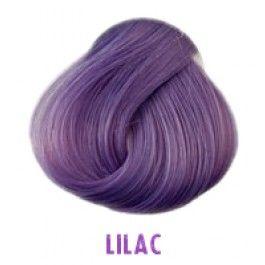 Hiusväri - Lilac