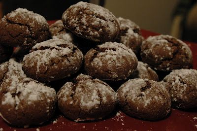 Coffee Break Brownie Puffs  -- Easy, Yummy... and Mail-able!
