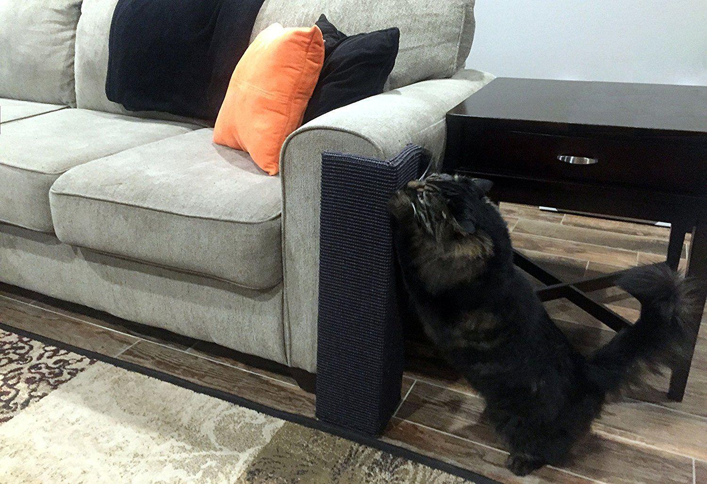 Amazon Com Sofa Scratcher Squared Cat Scratching Post