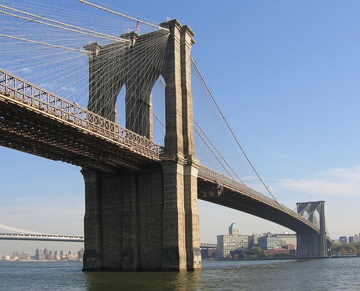 File Brooklyn Bridge Postdlf Jpg Wikipedia Brooklyn Bridge Brooklyn Bridge New York Brooklyn
