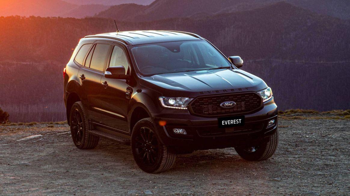 Ford Everest 2020 Redesign And Concept Di 2020 Dengan Gambar