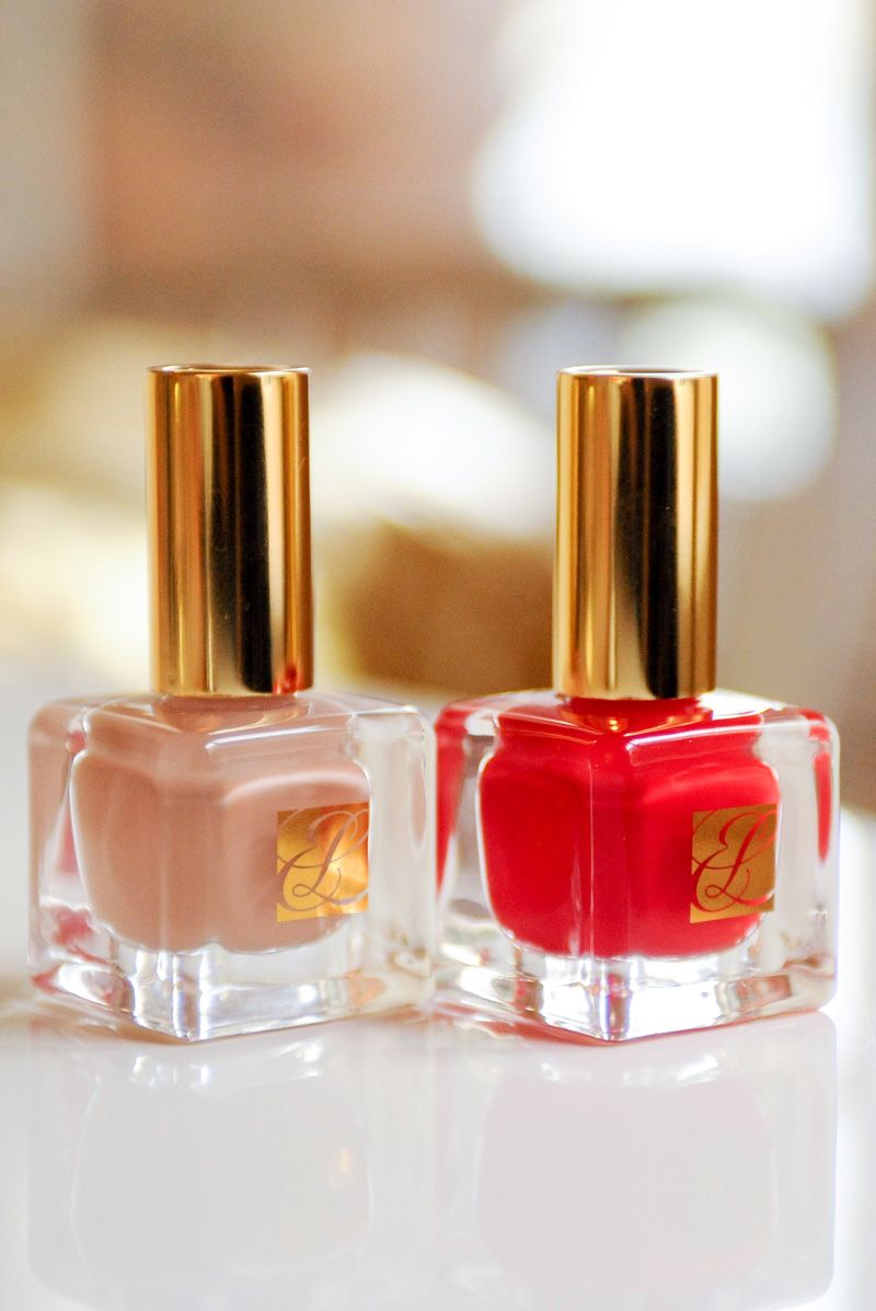 Pure Color Nail Lacquer | Color nails, Estee lauder and Makeup