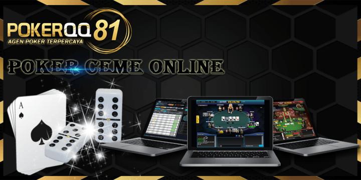 pokerqq81 merupakan situs poker ceme online terbaik dan terpercaya di indonesia dengan minimal deposit 10 ribu dan withdraw 25 ribu versi android,iphone dan komputer