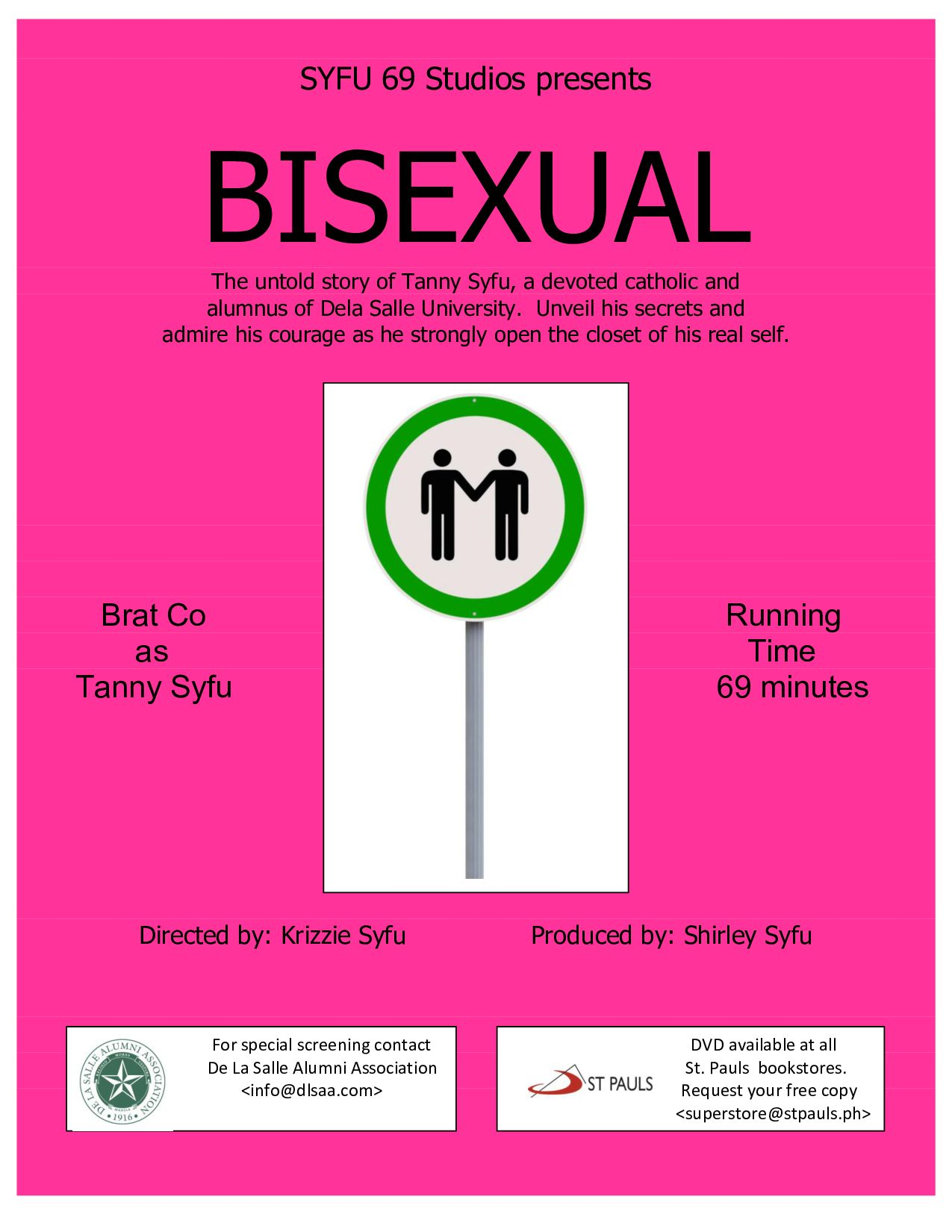 Being bisexual and catholic