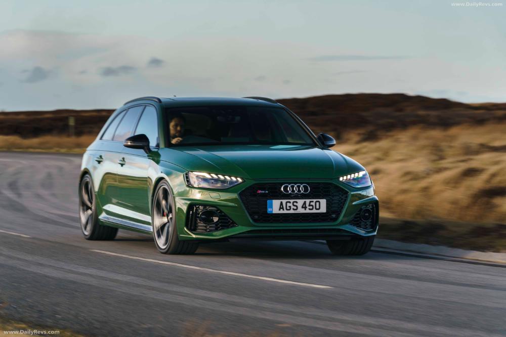 2020 Audi Rs 4 Avant Uk Dailyrevs In 2020