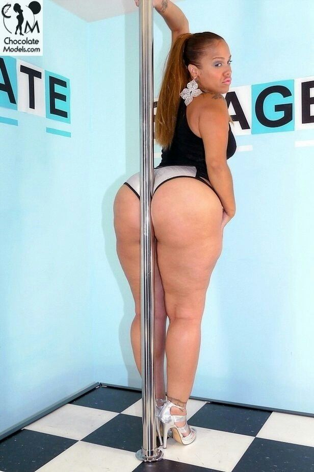 scarlett latina booty