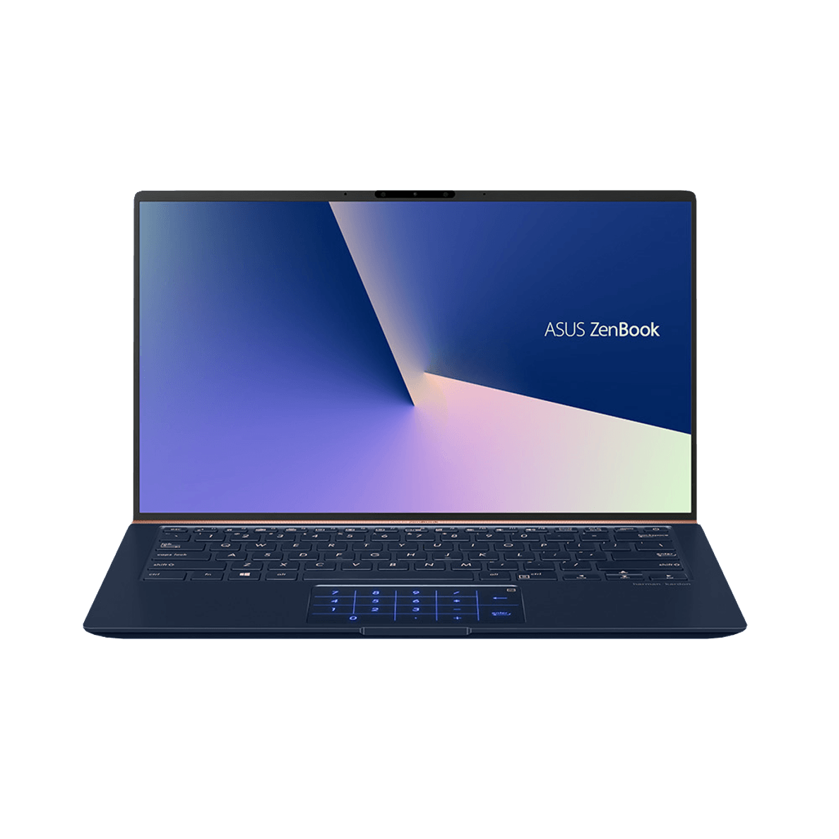 Asus Ux433fn A6532t Notebook Mit Core I7 16 Gb Ram 256 Gb Geforce Mx150 In Royal Blue Glass 04718017129374 Asus Media Markt Usb Notebook Hulle