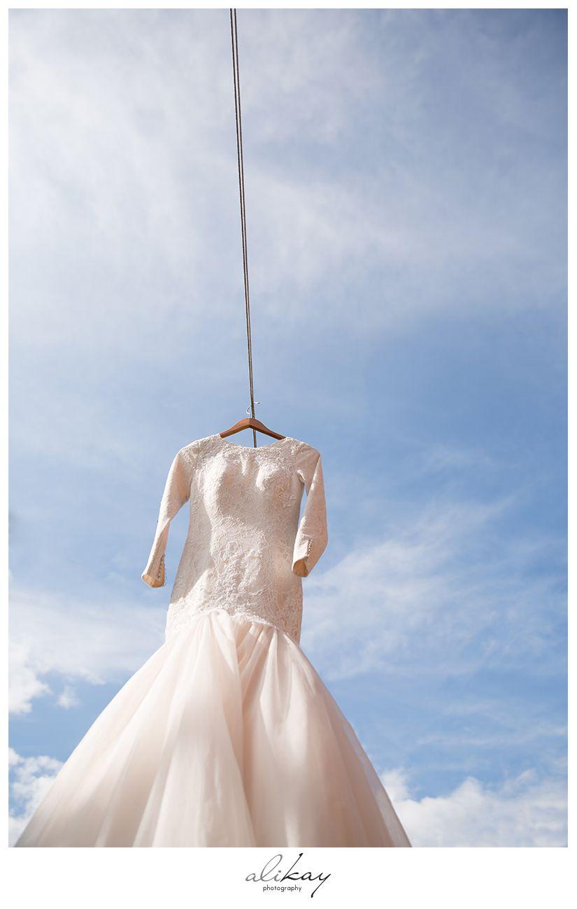 Bride Beautiful Dress Photo Idea | Ali Kay Montreal Wedding ...