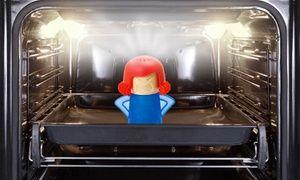 Groupon - Fino a 4 accessori pulisci forno elettrico Hot Mother disponibili in 4 modelli. Prezzo deal Groupon: €6,99 #magariungiorno