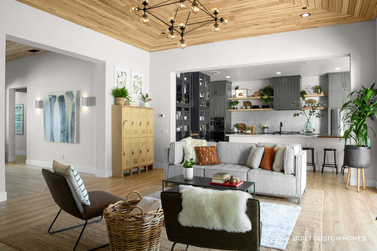 Rock The Block Great Room And Backyard Sourcebook The Blog By Jasmine Roth In 2020 Hgtv Living Room Great Rooms Home And Living