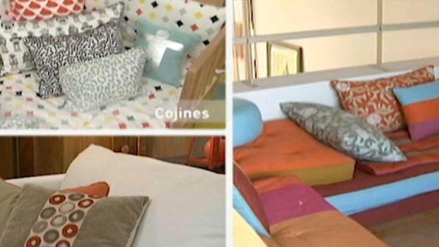 Utilisima Vídeos Telas para decorar la casa Luz en casa