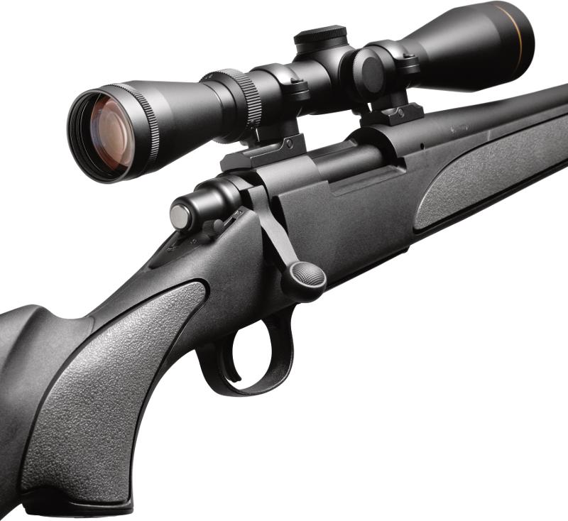 Remington Model 700 SPS - fires 7.62×51mm NATO (.308 Winchester) ammunition.