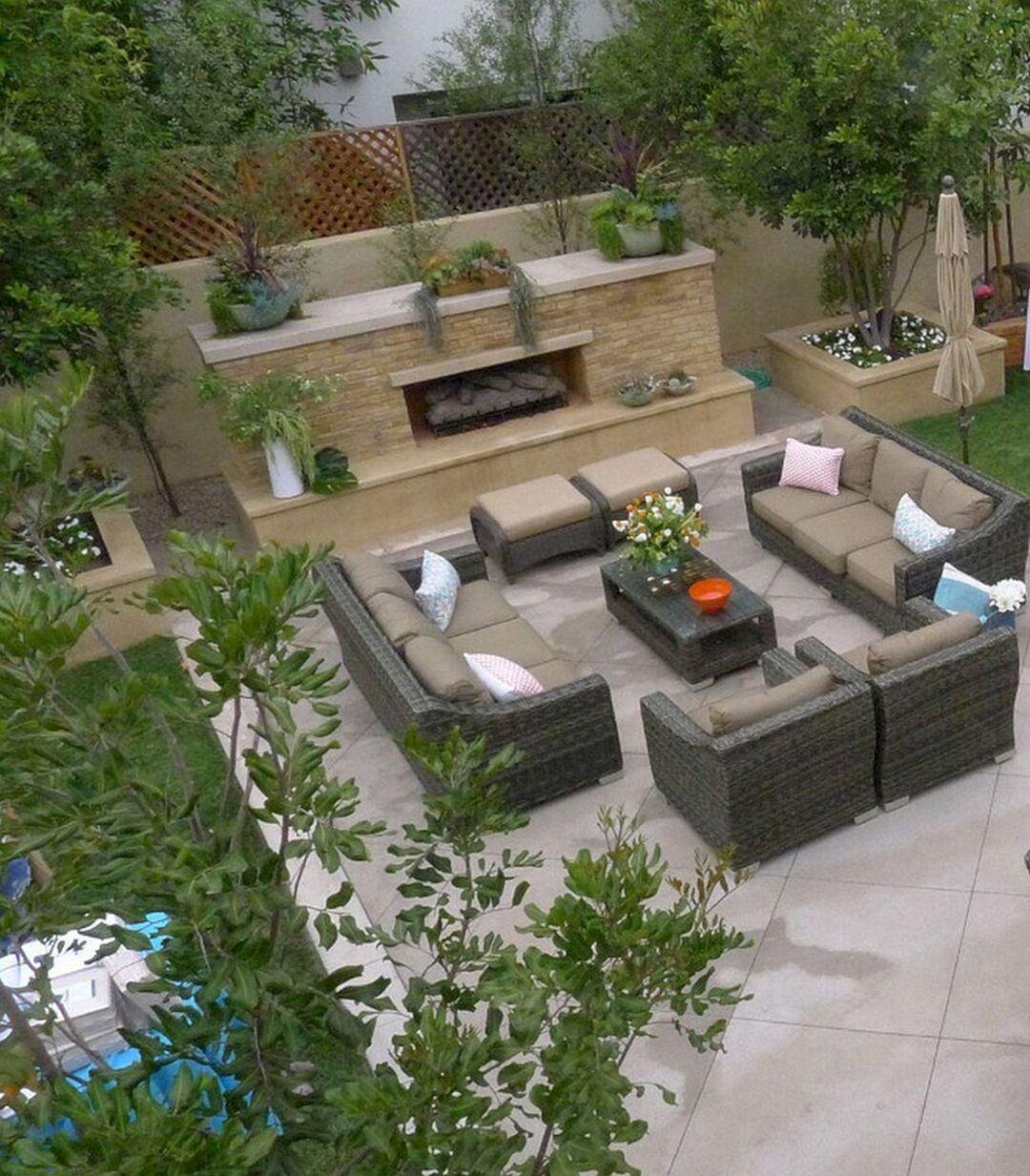 26+ Super Cool Backyards Design For Your Perfect Home Garden