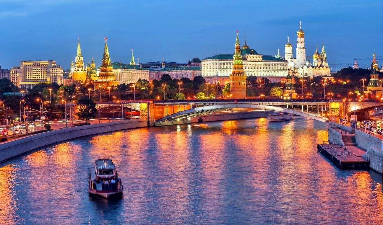 Река москва доклад 4 класс