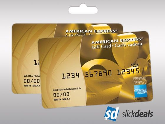 Win A 500 Amex Gift Card From Slickdeals American Express Gift Card Gift Card Express Gifts