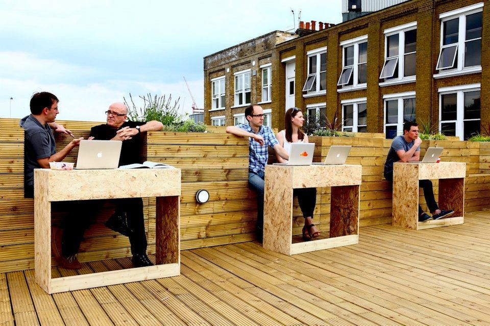Http Redroofterrace Co Uk Wp Content Uploads 2012 06 Office Space 01 Jpeg Outdoor Office Office Space Terrace Design