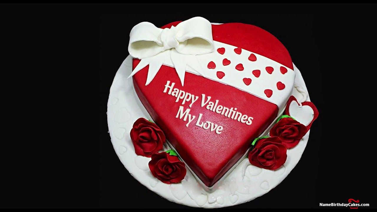 Happy Valentines Day My Love Romantic Valentines Wishes Card