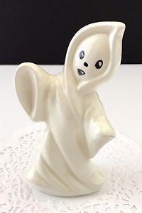 Vintage Ceramic Halloween Ghost Figurine/Halloween Decoration/Vintage Ghost    eBay