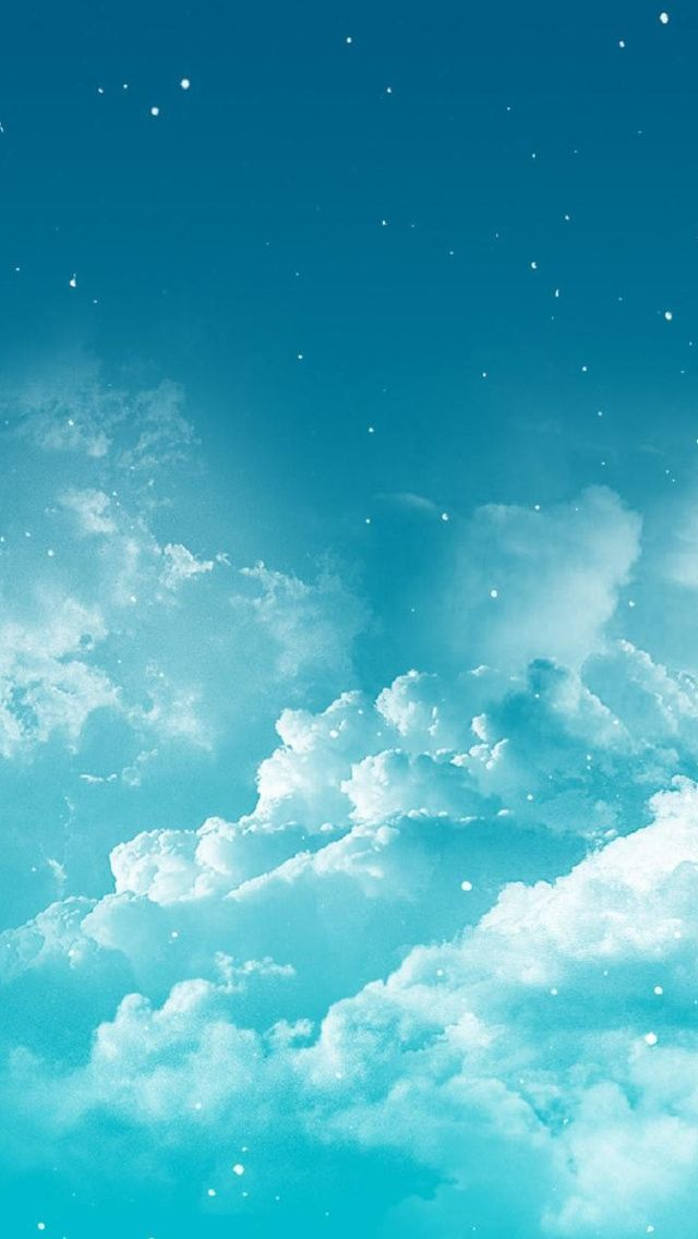 The Beauty Of The Nature Blue Sky Iphone Wallpaper Mobile9
