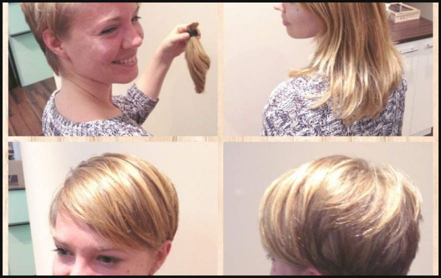 Friseur Für Frisuren Feines Haar Vorher Nachher Haar Frisuren