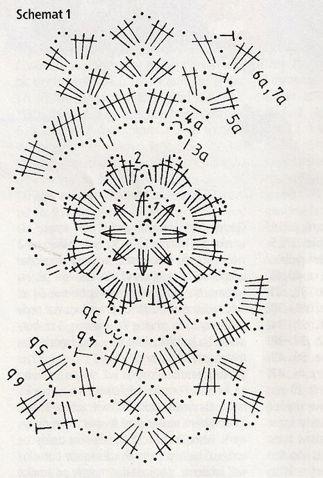 Karácsonyi gömb minta - Christmas ball crochet pattern for free ...