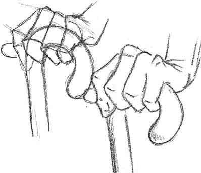 dibujo mano agarrando - Buscar con Google