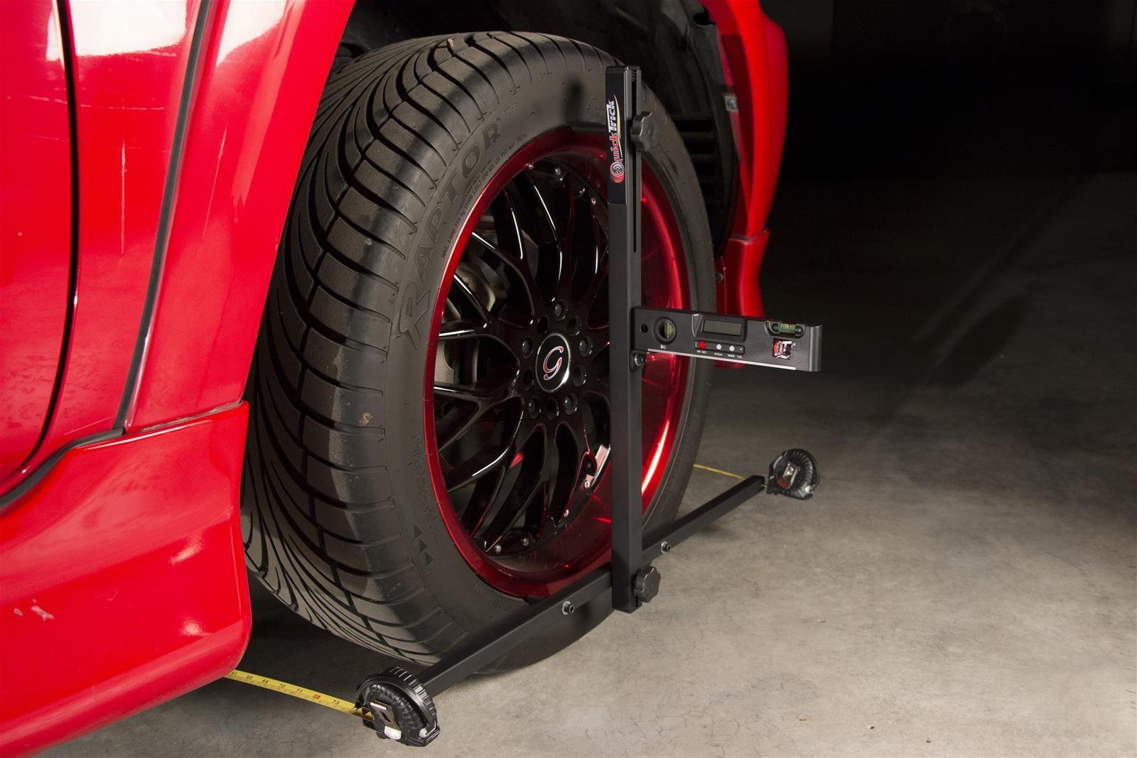 Quick Trick Alignment Pro System Wheel Alignment Tools