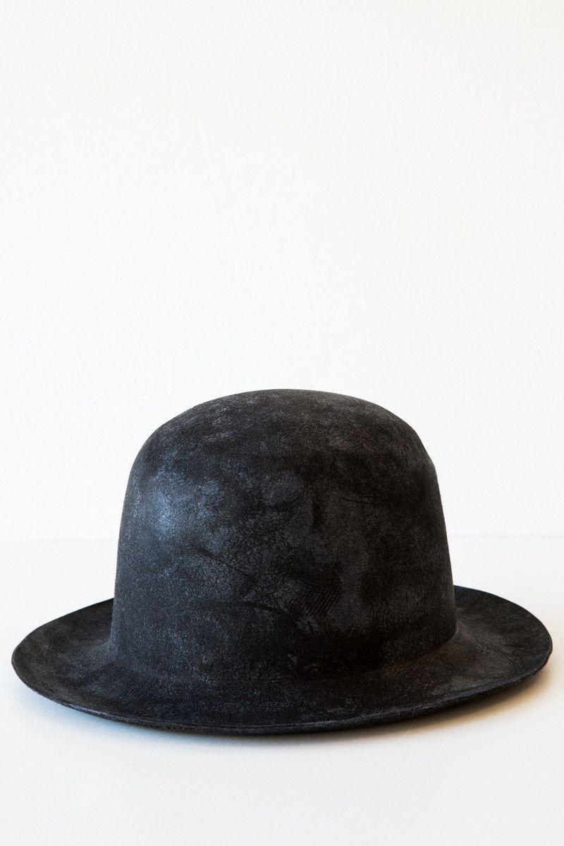 05838291fc7 reinhard plank blue/black ibro hat | Fabric manipulation/textile art ...