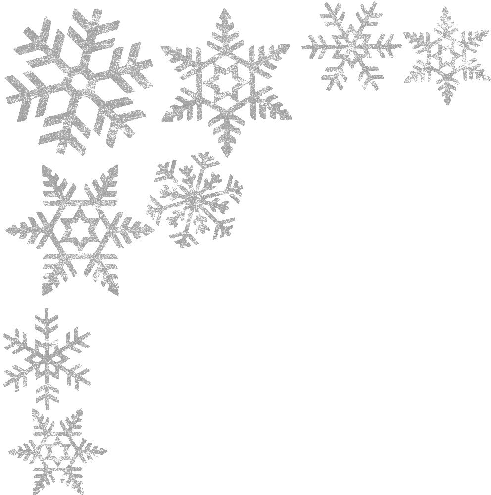 snowflake designs free downloads Snowflakes border PNG