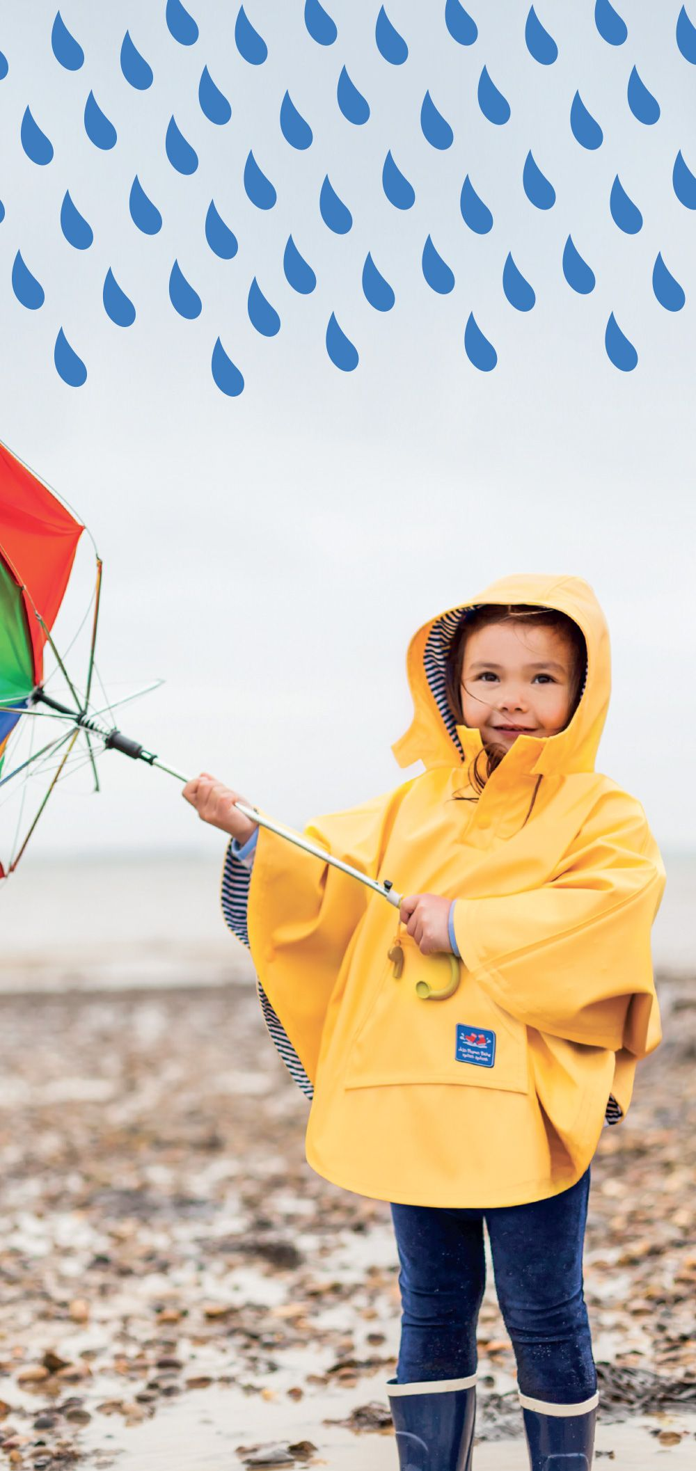 930d72304006 JoJo Maman Bebe Children s fishermans jacket in yellow