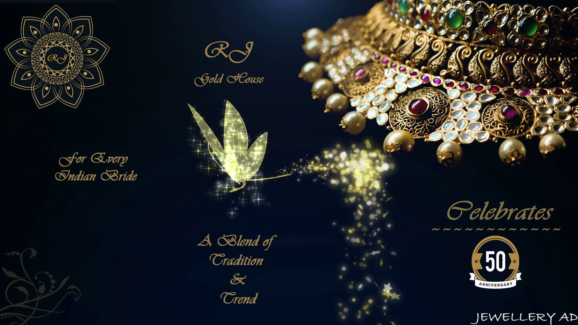 Jewellery Ad Invitation Card Design Invitation Cards