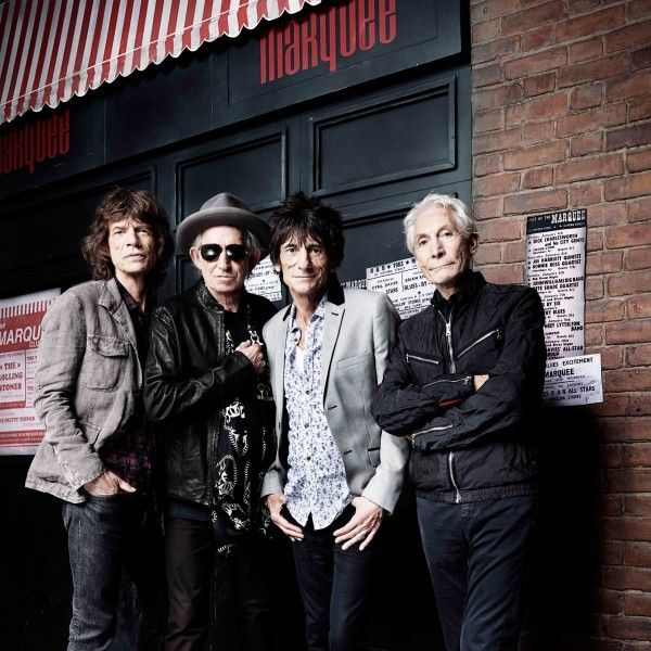 THE ROLLING STONES KICK OFF 50 & COUNTING TOUR MAY 2* AT THE STAPLES CENTER IN LOS ANGELES | The Rolling Stones