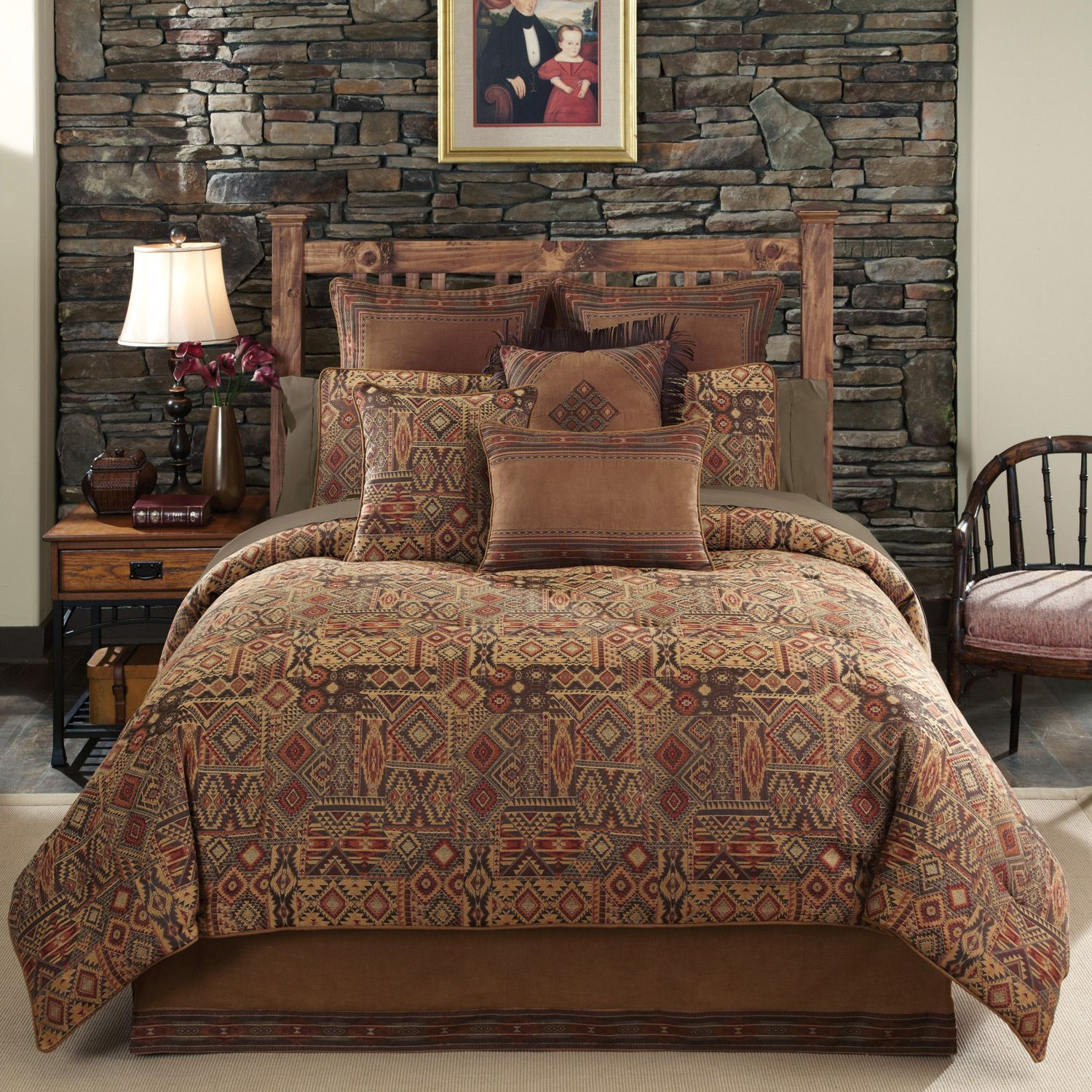 Yosemite Bedding Collection Croscill Collections Comforters
