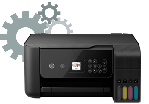 How To Setup Epson Et 2720 Printer Printer Epson Setup