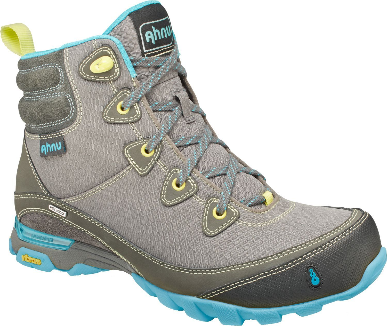Ahnu Women's Sugarpine Waterproof Hiking Boots Hiking