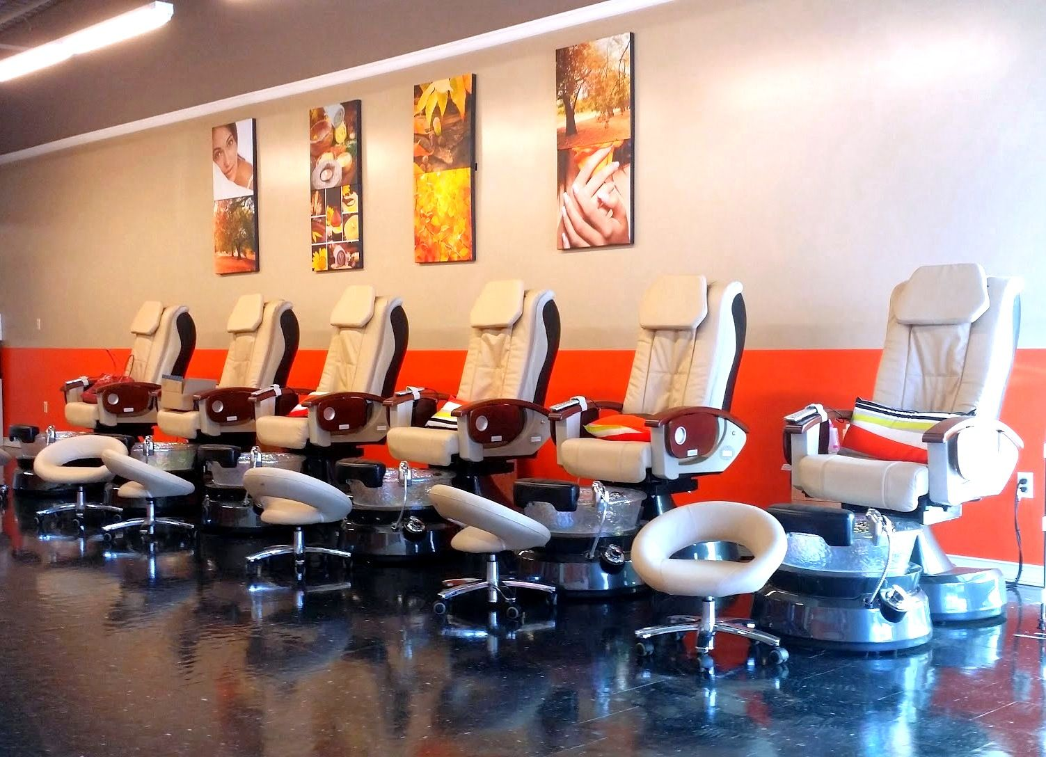 OMG Nail & Spa, Spokane Valley, WA | Salons with J&A Pedicure Spa ...