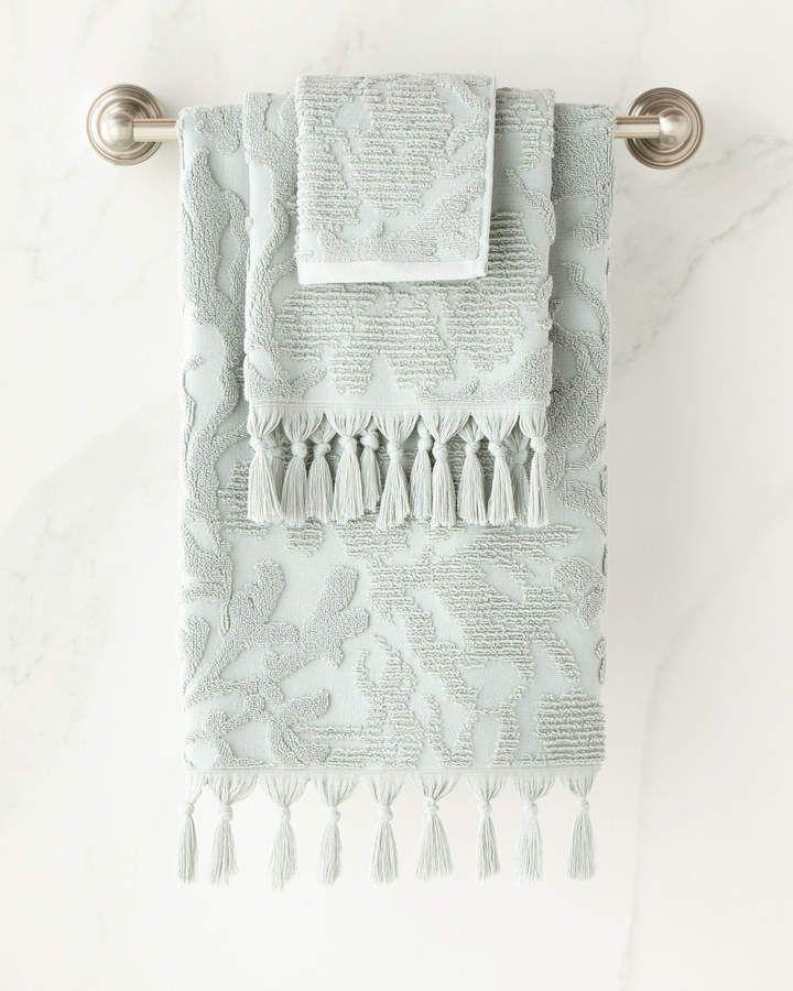 Michael Aram Ocean Reef Hand Towel たおる