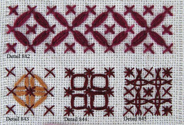 Free Chicken Scratch Quilt Pattern Chicken Scratch Variations