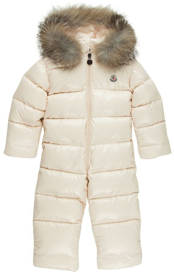 a5b575e7d376 Moncler Crystal Snowsuit - Toddler and Infant Girls