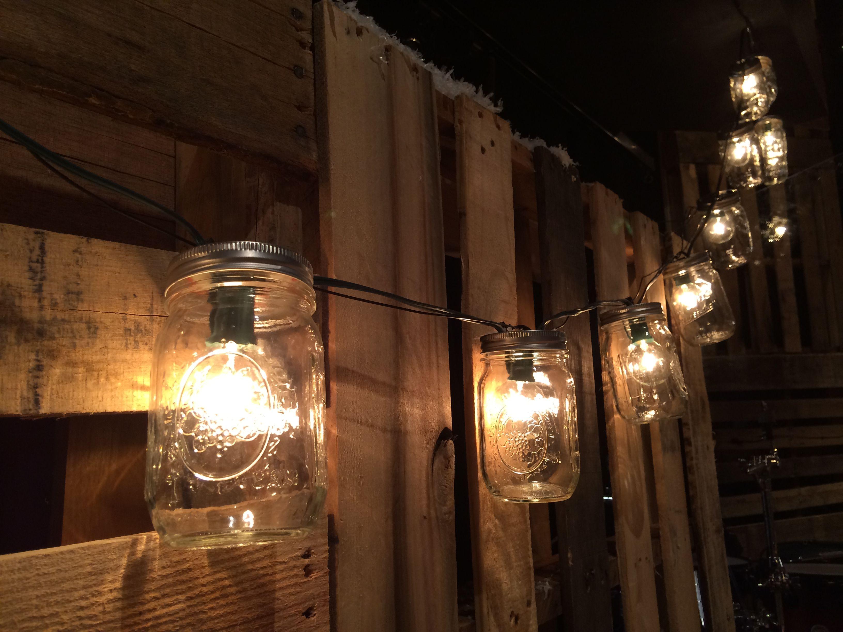 Create your own mason jar lights directions mason jar lights for patio workwithnaturefo
