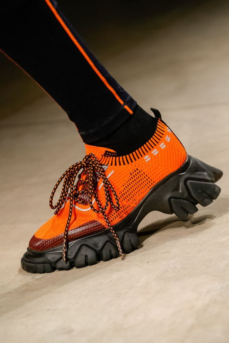 Angel Chen Ready To Wear Fall Winter 2019 Milan  NOWFASHION Source by jef3tx    is part of Sneakers men fashion -