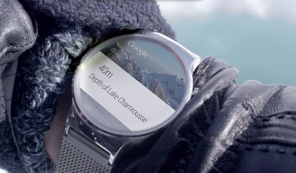Customizable Android Watch with Classic Design by HUAWEI