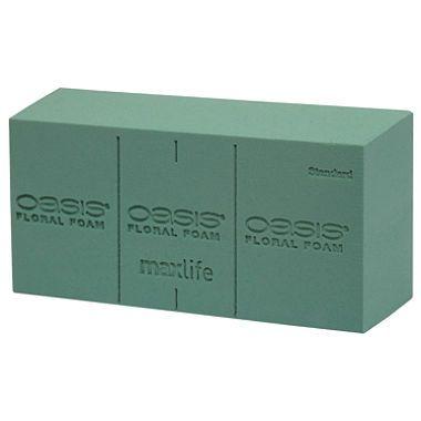 OASIS Floral Foam Maxlife - Standard- 36 bricks for $22.88